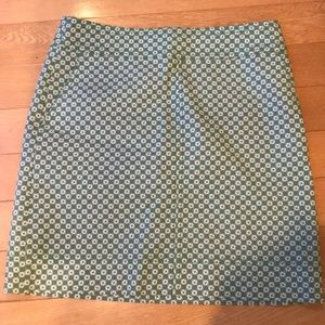 Talbots Summer Skirt